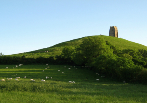 Glastonbury Tor, National Trust